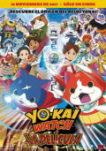 Cartel de Yo-Kai Watch: La película | Cinerama