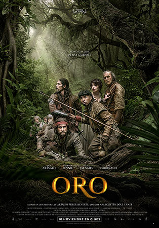 Cartel de Oro | Cinerama