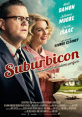 Cartel de Suburbicon | Cinerama