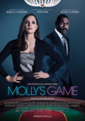Cartel de Molly´s Game | Cinerama