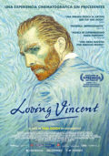 Cartel de Loving Vincent | Cinerama