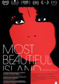 Cartel de Most Beautiful Island | Cinerama