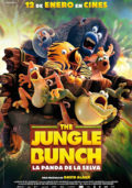 Cartel de The jungle bunch. La panda de la selva | Cinerama