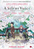 Cartel de A Silent Voice | Cinerama