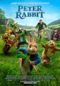 Cartel de Peter Rabbit | Cinerama