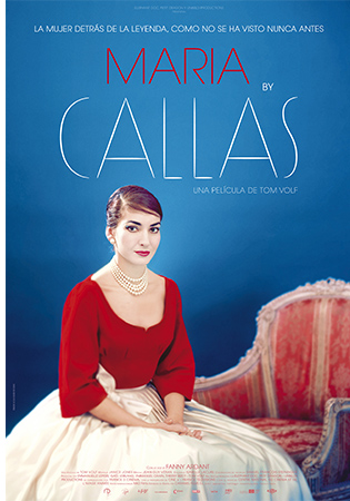 Cartel de Maria By Callas | Cinerama