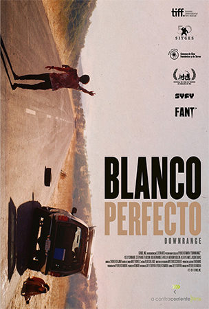 Cartel de Blanco perfecto | Cinerama
