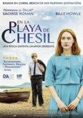 Cartel de En la playa de Chesil | Cinerama