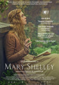 Cartel de Mary Shelley | Cinerama