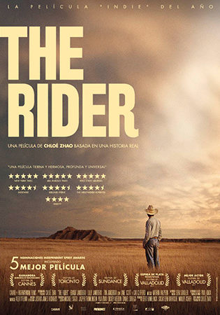 Cartel de The Rider | Cinerama