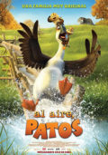 Cartel de Al aire, patos | Cinerama