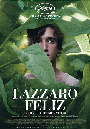 Cartel de Lazzaro Feliz | Cinerama