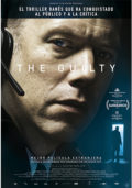 Cartel de The Guilty | Cinerama