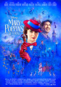 Cartel de El regreso de Mary Poppins | Cinerama