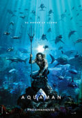 Cartel de Aquaman | Cinerama
