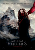 Cartel de Mortal Engines | Cinerama