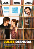 Cartel de Juliet, desnuda | Cinerama