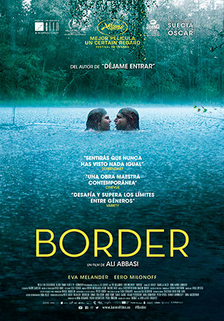 Cartel de Border | Cinerama