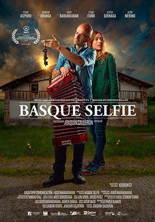Cartel de Basque Selfie | Cinerama