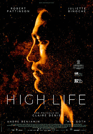 Cartel de High life | Cinerama