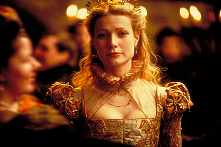 "Gwyneth Paltrow casi rechaza su papel en ""Shakespeare in love"" por culpa de un desamor 