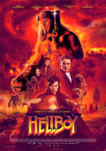 Cartel de Hellboy | Cinerama