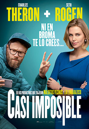 Cartel de Casi imposible | Cinerama