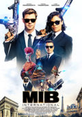 Cartel de Men in Black: International | Cinerama