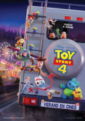 Cartel de Toy Story 4 | Cinerama