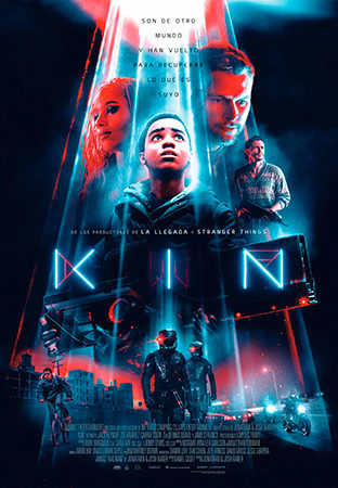 Cartel de Kin | Cinerama