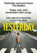 Cartel de Yesterday | Cinerama