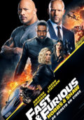 Cartel de Fast and Furious: Hobbs and Shaw | Cinerama