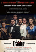 Cartel de El traidor | Cinerama