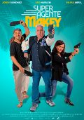 Cartel de Superagente Makey | Cinerama