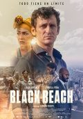 Cartel de Black beach | Cinerama