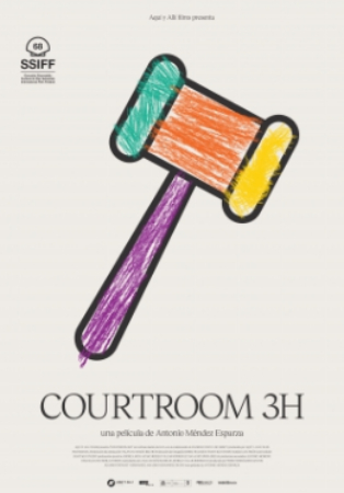 Cartel de Courtroom 3H | Cinerama