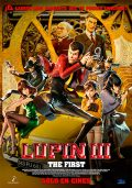 Cartel de Lupin III: The first | Cinerama