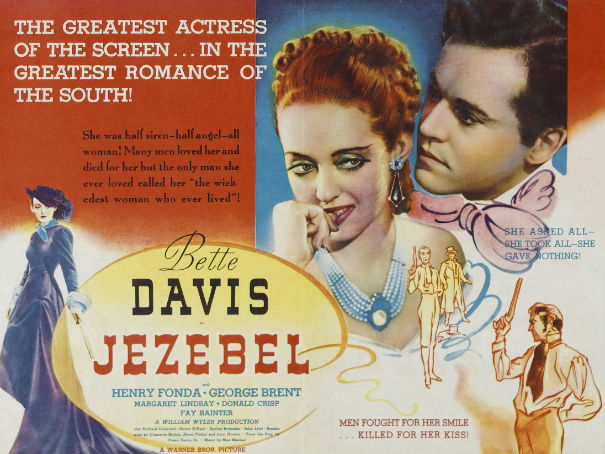 Crónicas desde Amazon Prime Video (XXII): Jezabel (1938) | Cinerama